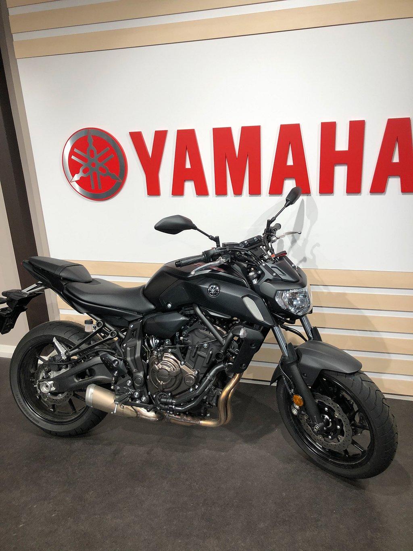Yamaha MT-07 *50Mil*