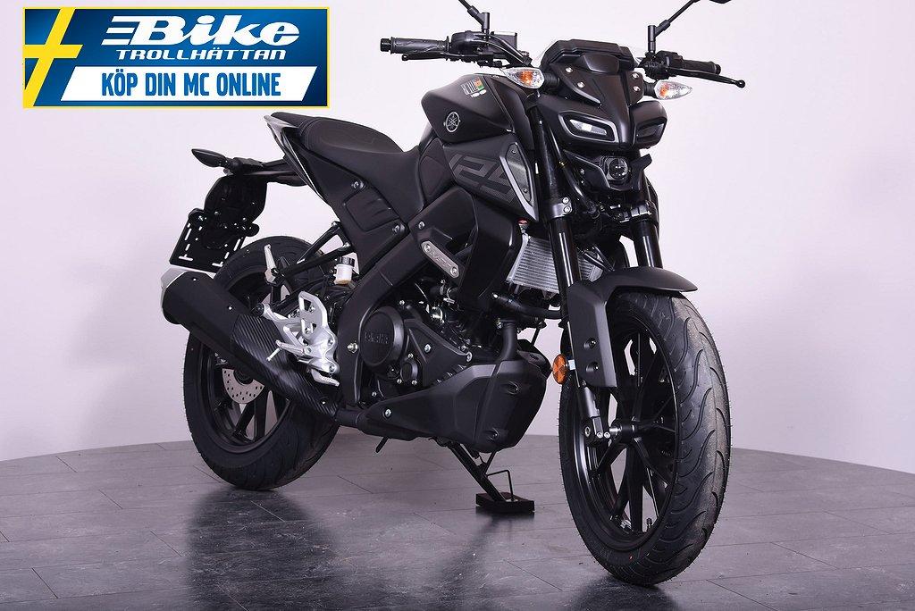 Yamaha MT-125 Bike Trollhättan