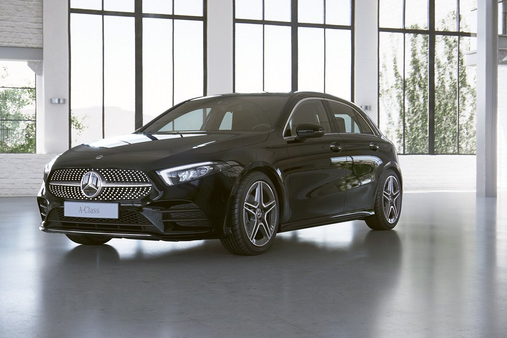 Mercedes-Benz A 180 PRIVATLEASINGKAMPANJ