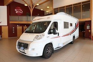 Husbil-halvintegrerad Kabe Travel Master 740 LDT