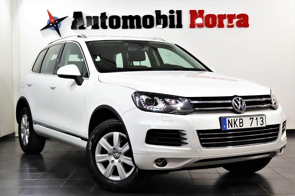 Volkswagen Touareg 3.0 TDI 204hk 4M Premium Värme Drag Skinn