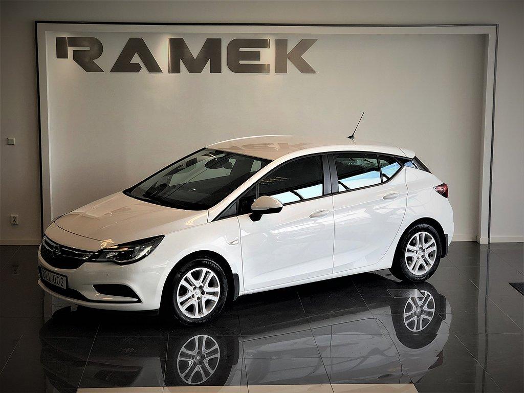 Opel Astra 1.6 CDTI Euro 6 110hk