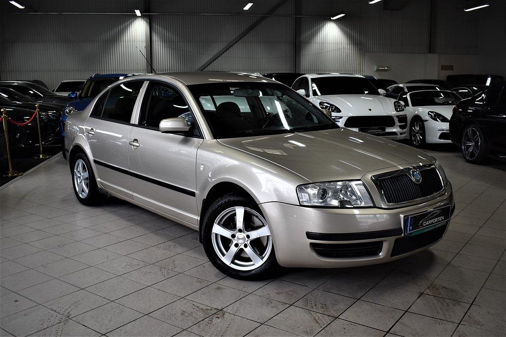 Skoda Superb 2.8 V6 AUT 193HK ACC