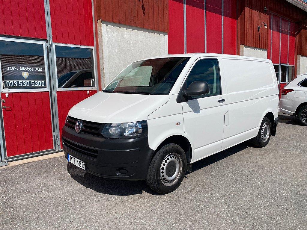 Volkswagen Transporter 2.0TDI Comfort 102hk P-värmare
