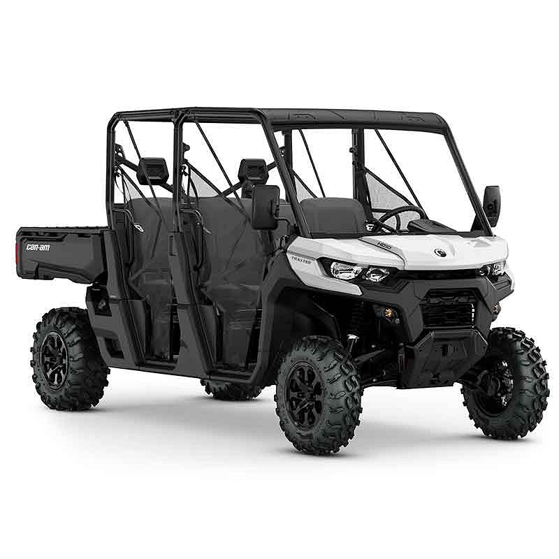 Can-Am Can-Am Traxter Max DPS HD10 Uthyres