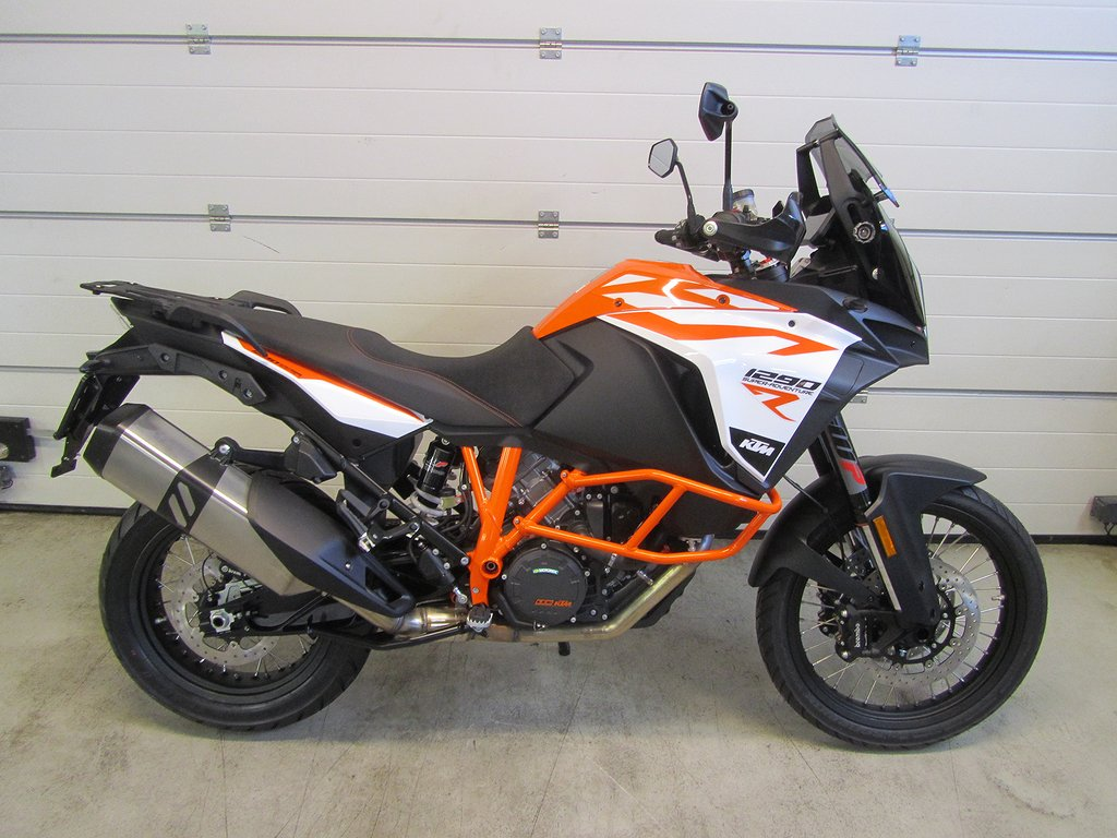 KTM 1290 Super Adventure R *Boka nu*