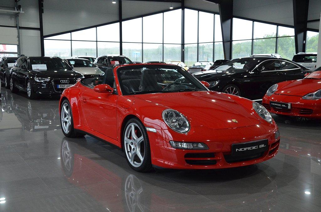 Porsche 911 997 4S Cabriolet Unik Spec