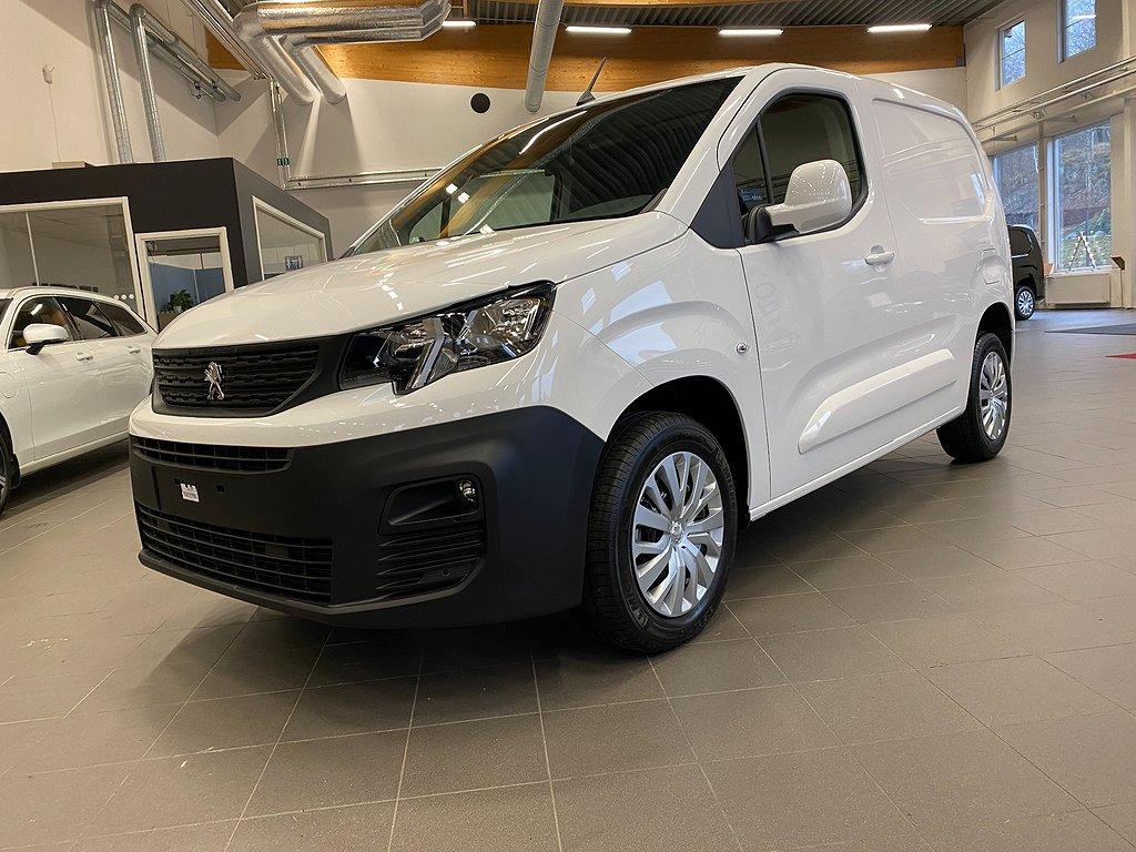 Peugeot Partner L1 Pro+ 130 hk, drag, värmare