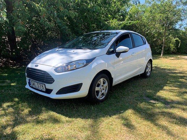 Ford Fiesta 5-dörrar 1.25 Euro 6  60hk 3,300mil