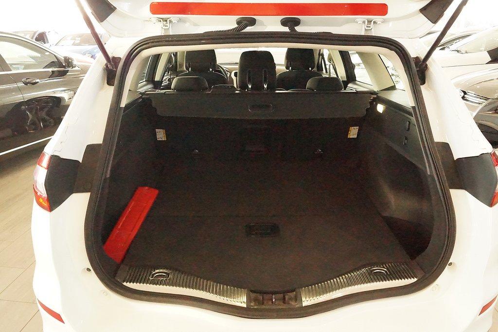 Ford Mondeo 1.5 EcoBoost Automat Euro 6 160hk Kombi, Drag
