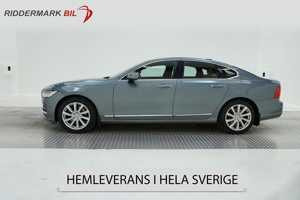 Volvo S90 D4 AWD (190hk)