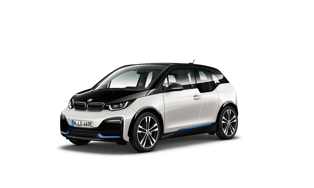BMW i3s *BMW Bilia Days - Privatleasingkampanj 12 mån