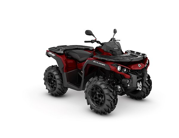 Can-Am Outlander 650 Pro+ T3B