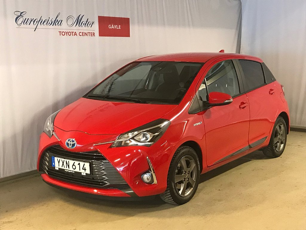 Toyota Yaris 1.5 HSD 5dr Y20