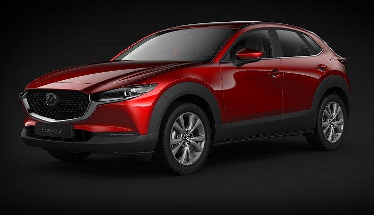 Mazda CX-30 2.0 150hk / Sky Med Techpack / Manuell