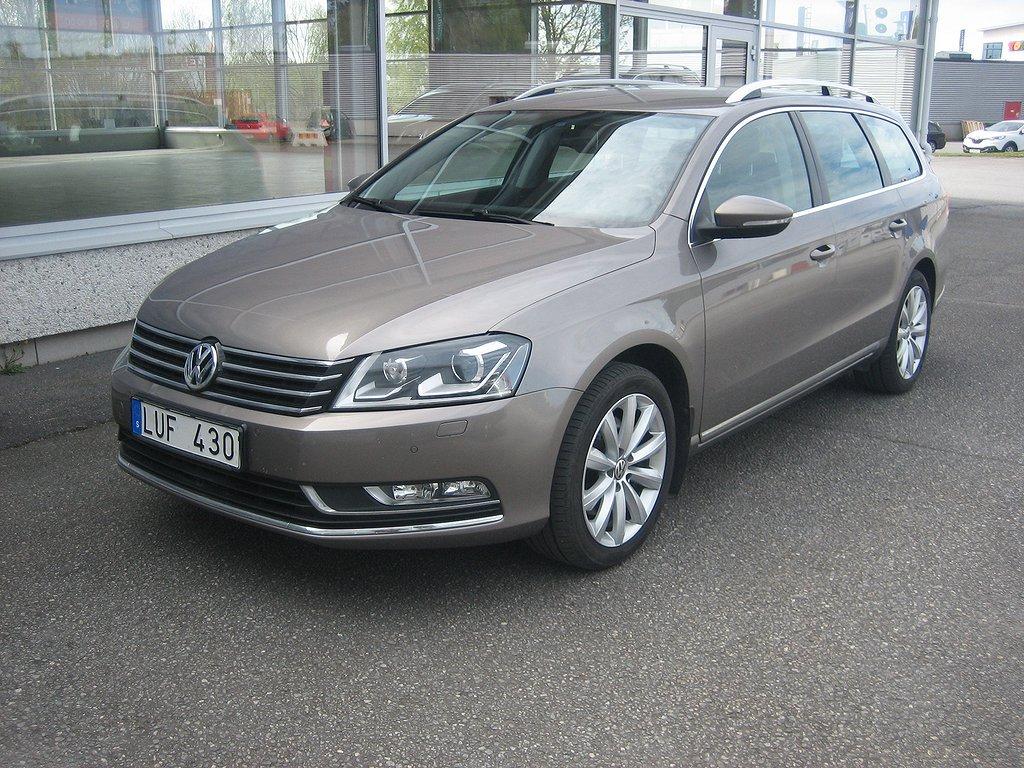 Volkswagen Passat Variant 1.4 TSI EcoFuel Premium 150hk