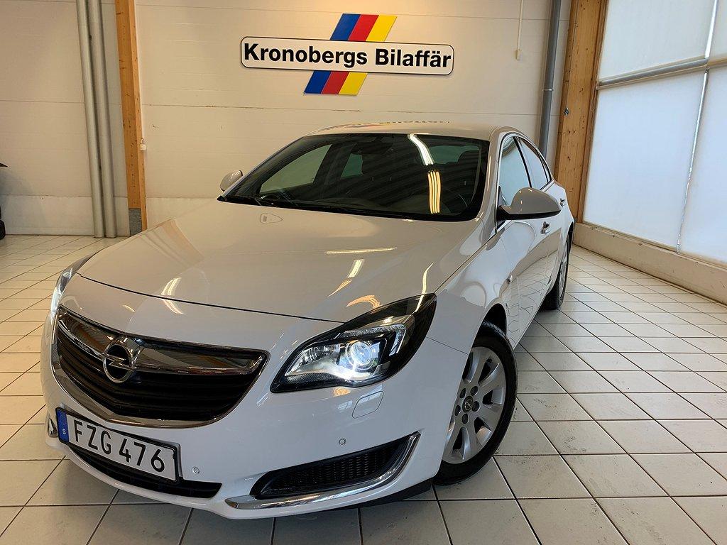 Opel Insignia Business 5-D 2.0 D 4x4 170 Hk Automat