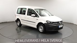 VW Caddy MPV 1.4 TGI (110hk)
