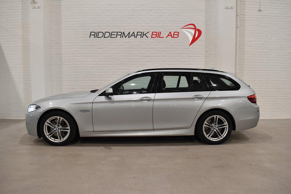 BMW 530 d xDrive M Sport 258hk D-värm Drag Pano Navi H/K