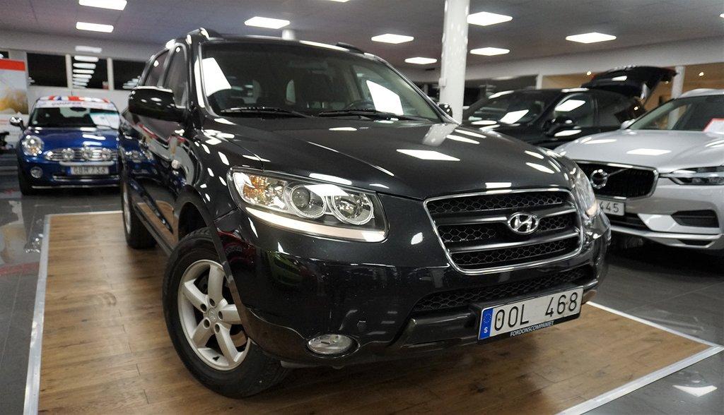 Hyundai Santa Fe 2.7 V6 4WD 189hk