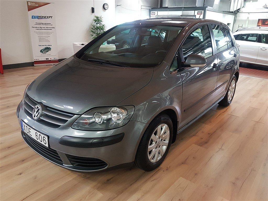 Volkswagen Golf Plus 1.6 FSI Comfort 115hk