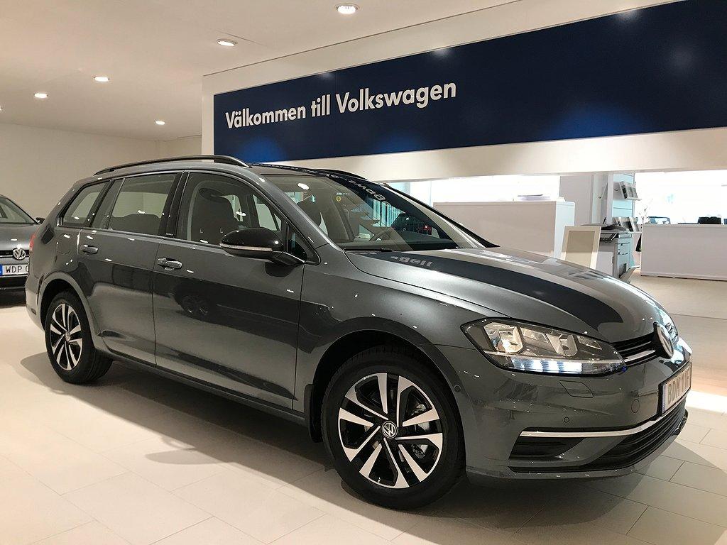 Volkswagen Golf SC IQ-drive + DRAG 2630/MÅN
