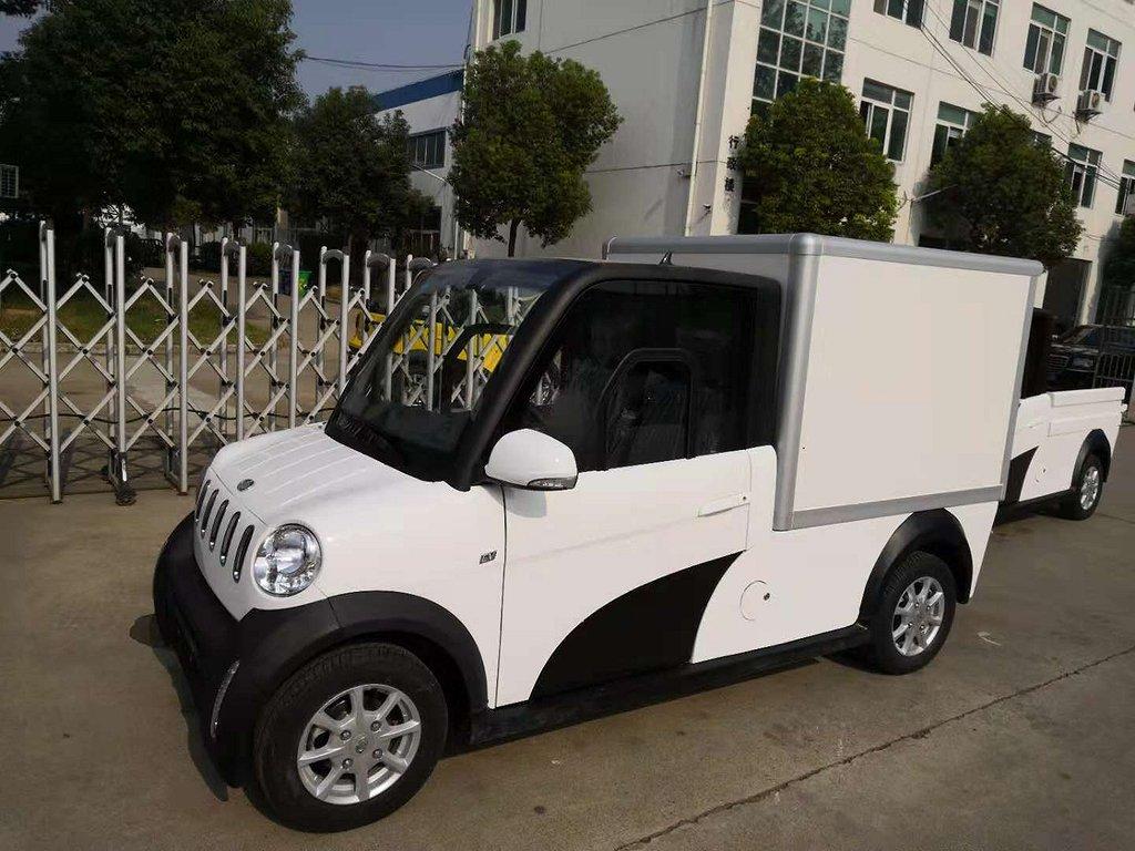 Övrigt MEV City Cargo / 100% Electric / Pickup & Van
