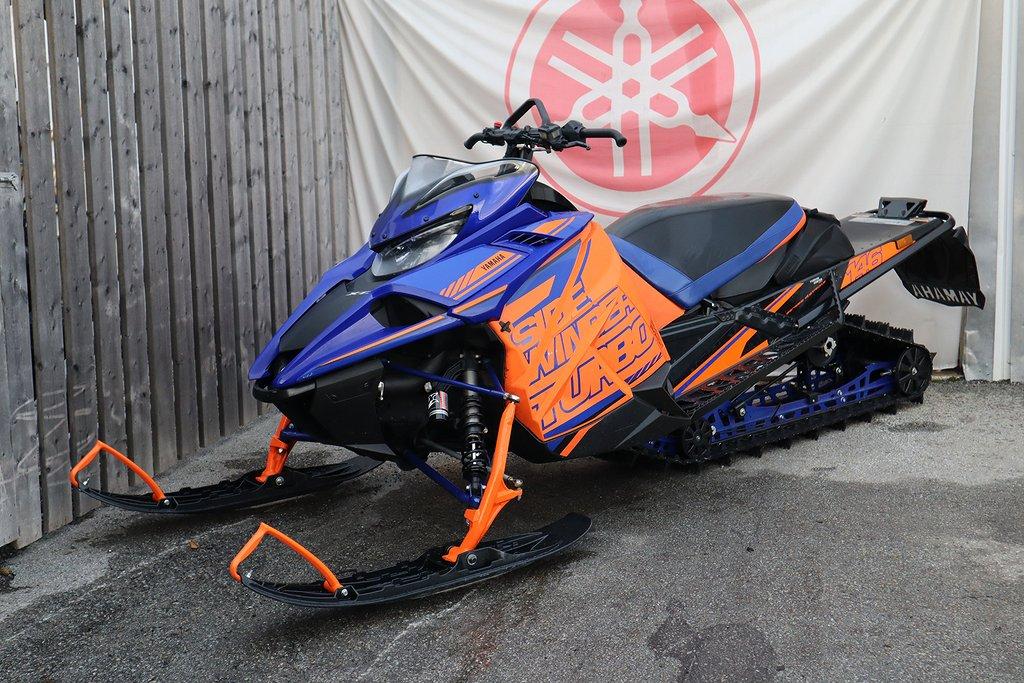 """Yamaha Sidewinder XTX 146"""" LE"""