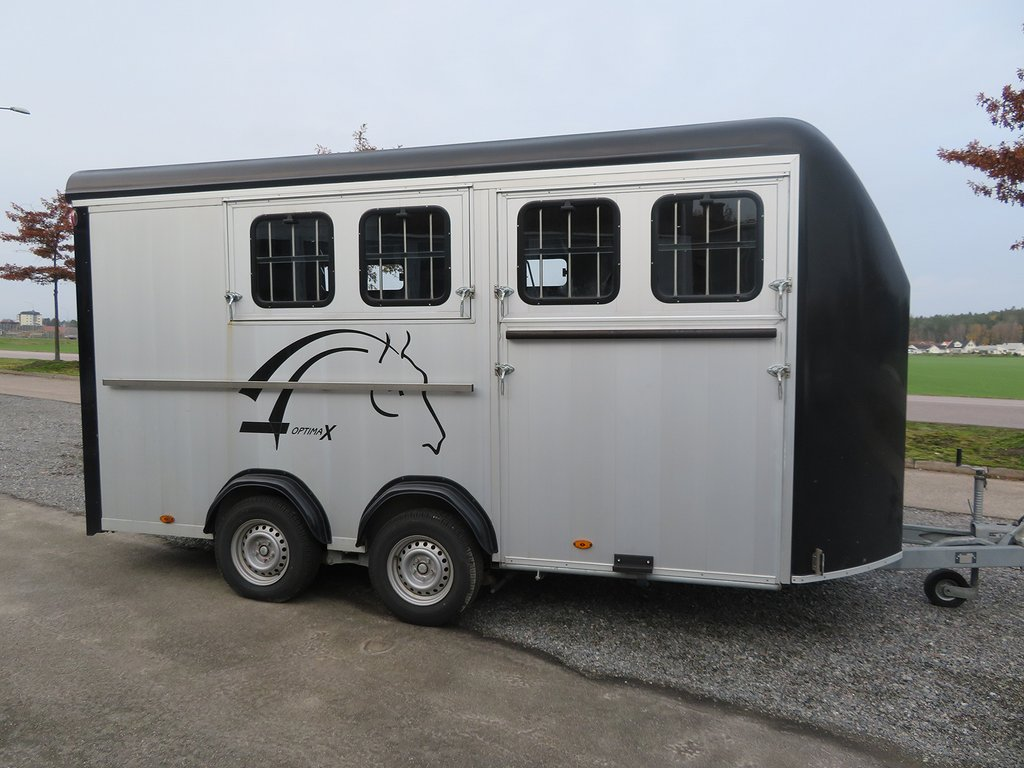 Cheval Hästtransport Liberte Optimax