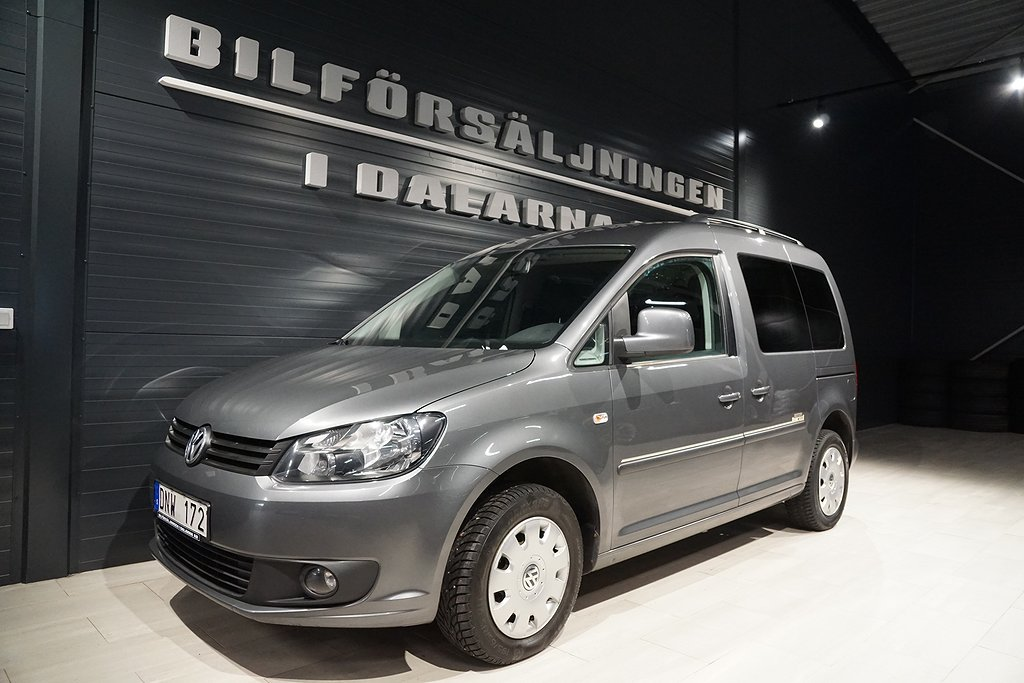 Volkswagen Caddy Life 1.6 TDI Roncalli Edition 102Hk