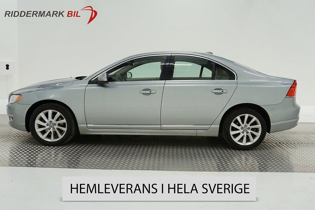 Volvo S80 D4 (163hk)