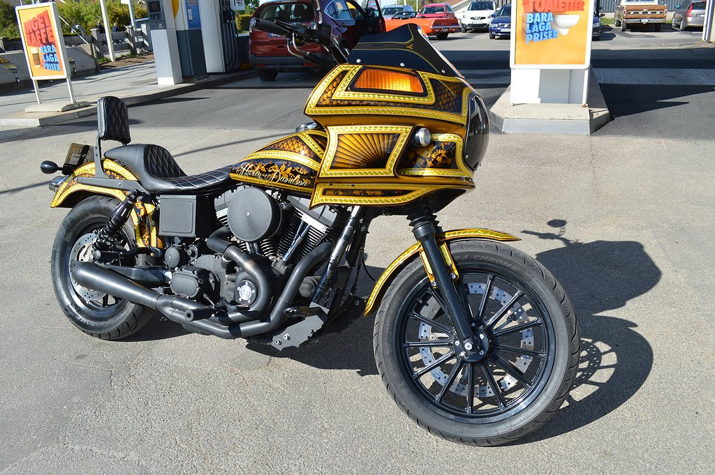 """Harley-Davidson FXDXT Clubstyle 110"""""""