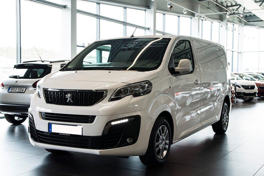 Peugeot Expert PRO+ L2 120hk Webasto 2.287 kr / mån