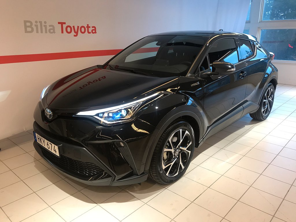 Toyota C-HR 1.8 Hybrid X-Edition JBL Teknikpaket