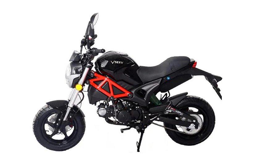 Brantech Racing EU Moped Seev Motard LM50 45