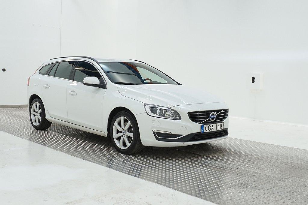 Volvo V60 D2 (120hk)