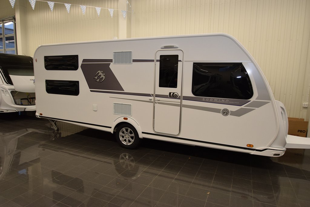 Knaus 590 UK Scandinavian selection