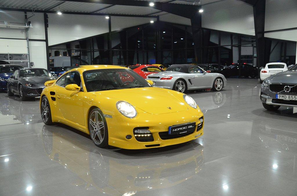 Porsche 911 997 TURBO UNIK Mil: 3960