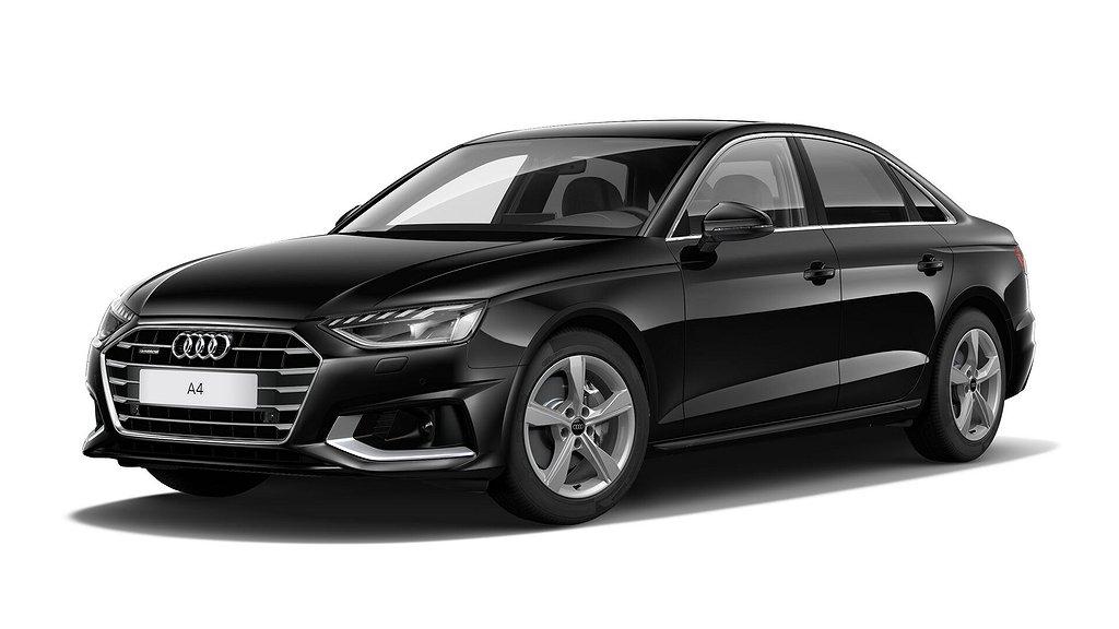 Audi A4 Proline Advanced Sedan quattro 204 HK *Sommarkampanj