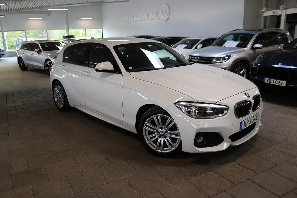 BMW 116 d M-Sport EU6 5d.