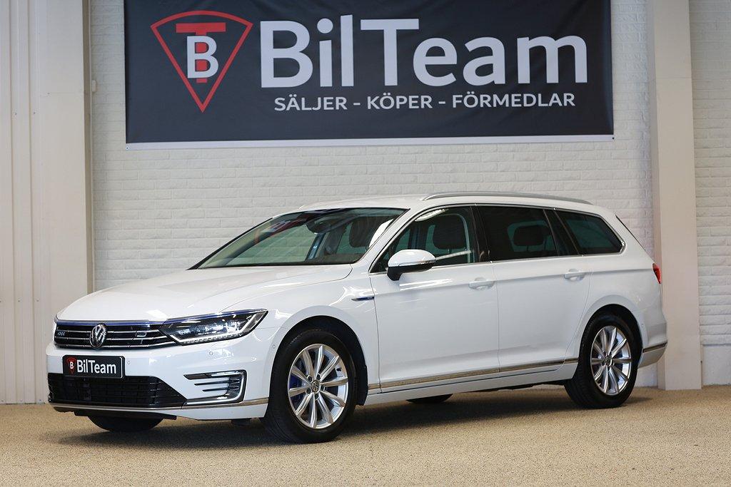 Volkswagen Passat GTE Sekventiell Driver assist Euro 6