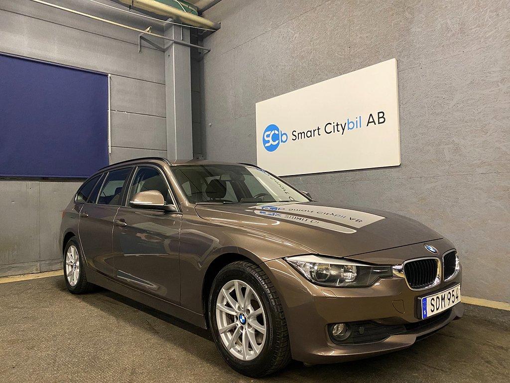 BMW 320 d S-tronic 184hk Nyservad 12 Mån GARANTI