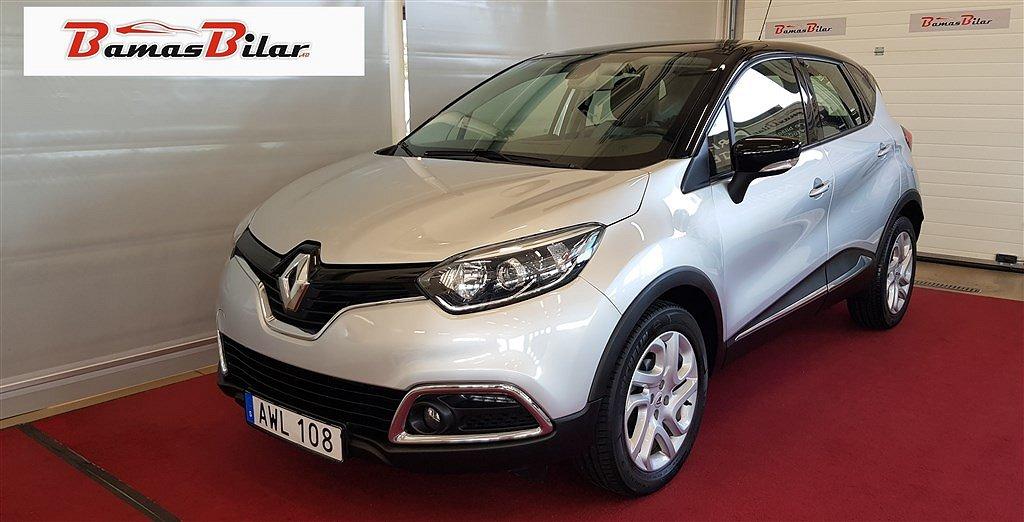 Renault Captur 0.9 TCe Manuell, 90hk