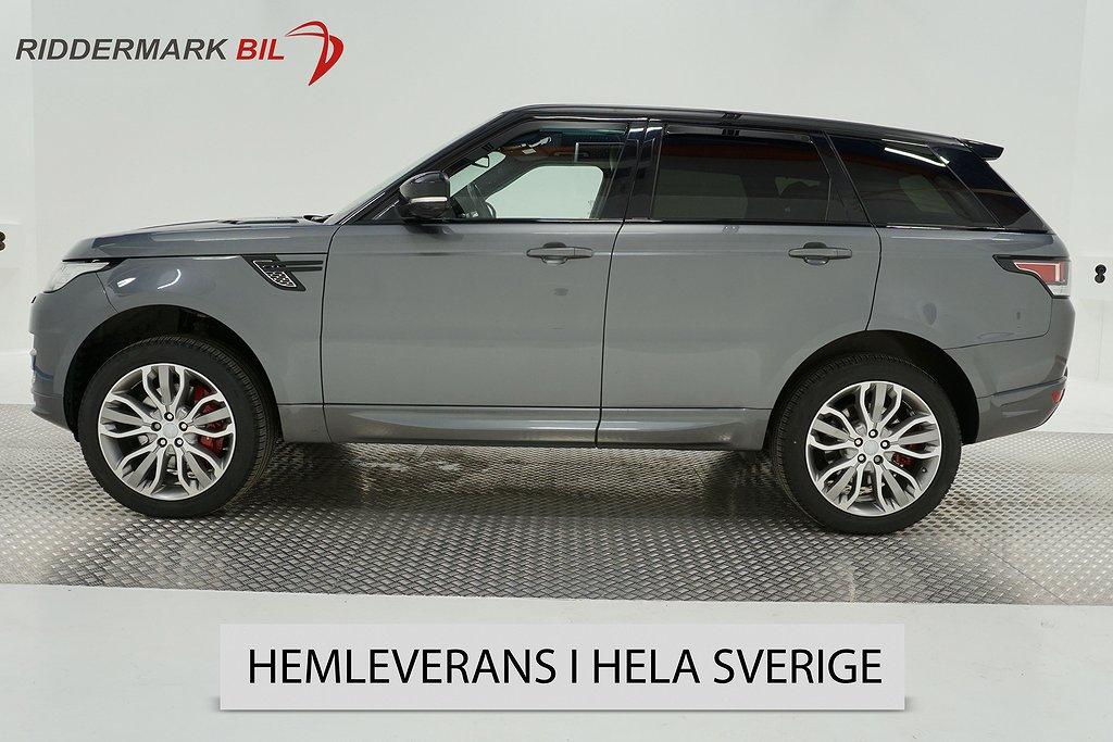 Land Rover Range Rover Sport 3.0 SDV6 (306hk)