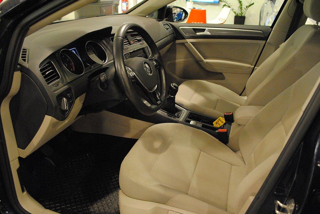 Volkswagen Golf Kombi 1.2 TSi BlueMotion 105hk