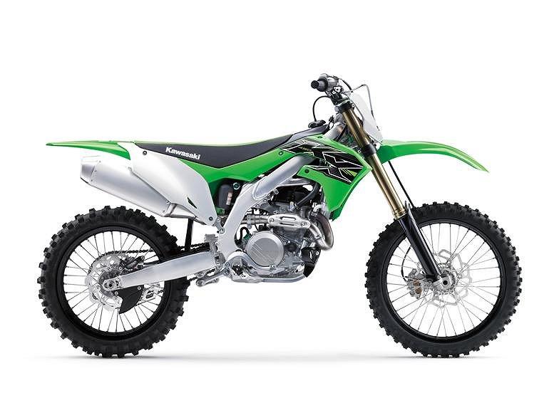 Kawasaki KX450F Nyhet