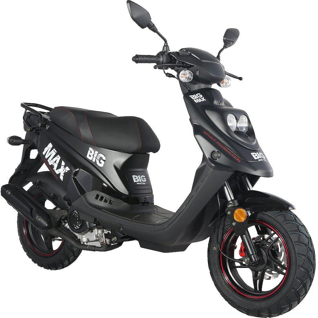 Motocr big max sp Klass 1 & 2
