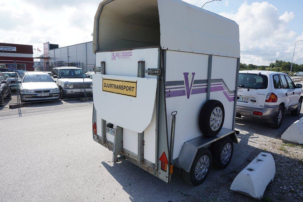 Övrigt Värmlandsvagnen H-2 2 Axlad Hästransport Nybes UA