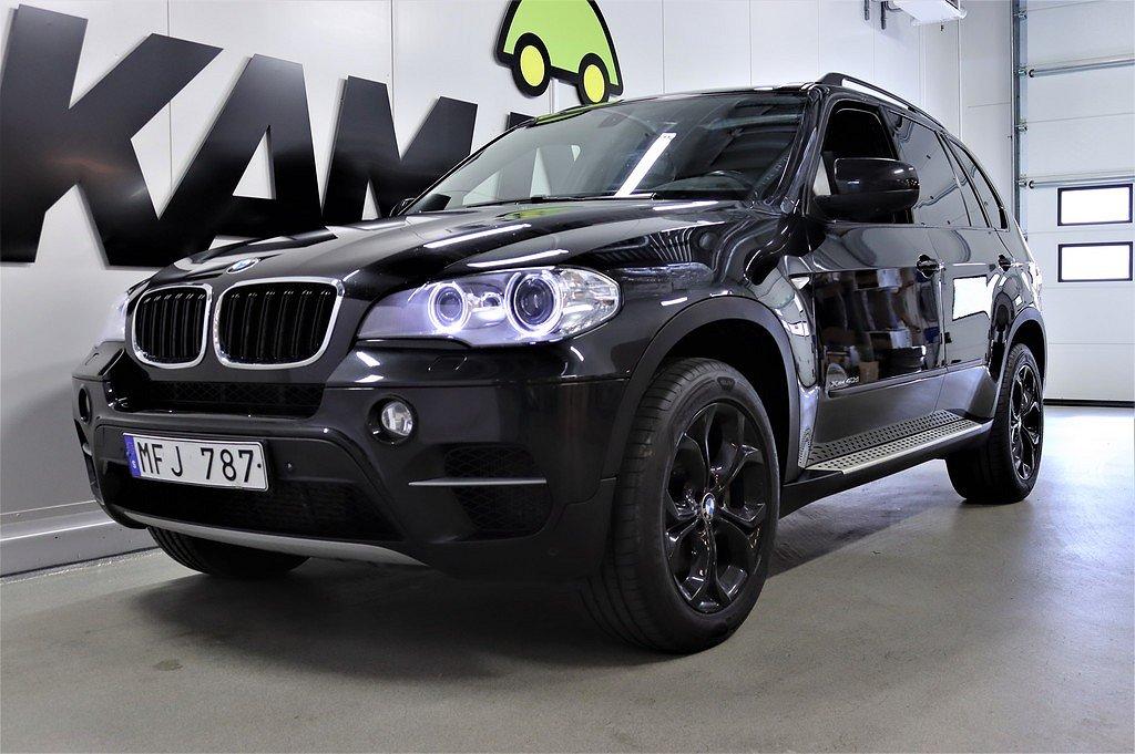BMW X5 xDrive40d   Black Ed.   Navi   Pano   HUD   360   M-Värme   Drag