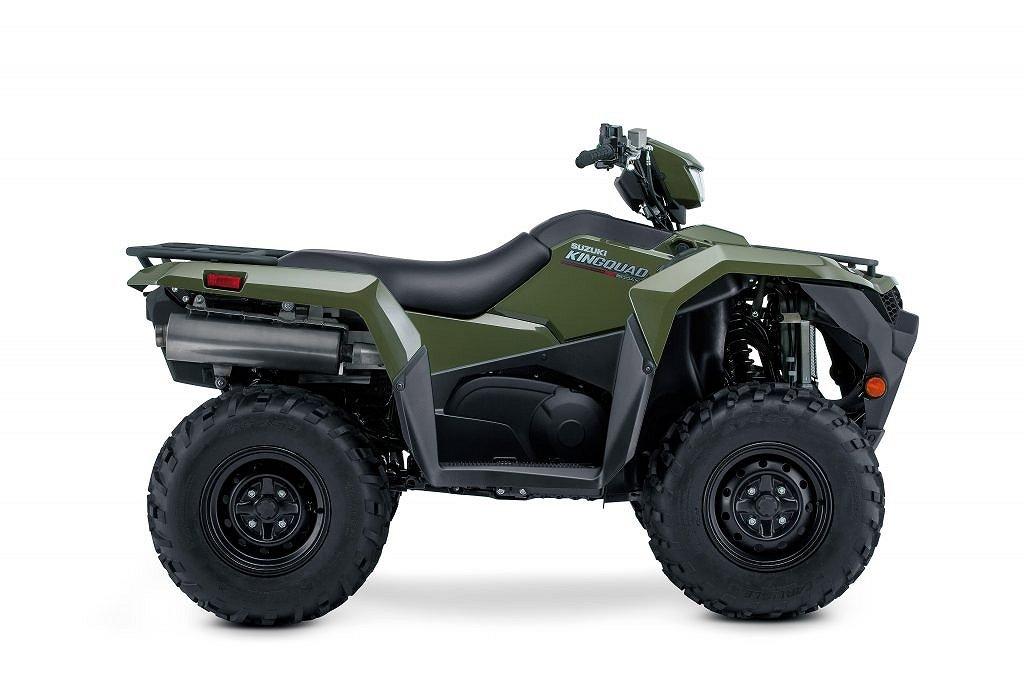 Suzuki LT-A500XP